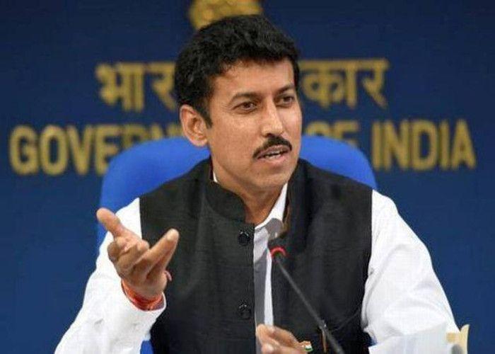 सरकार चाहती है कि FTII विवाद सुलझेः राज्यवर्धन सिंह