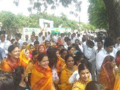 जिलेभर में जैन समाज का बंद शुरू