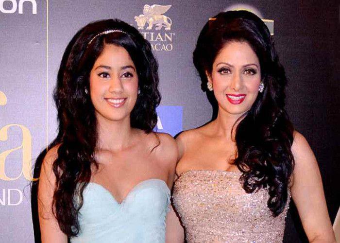 तमिल हीरो सलमान के साथ बॉलीवुड में डेब्यू कर सकती हैं  श्रीदेवी की बेटी जाहन्वी कपूर