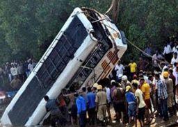 जम्मू-कश्मीर: बस हादसे में 14 मरे, 17 घायल