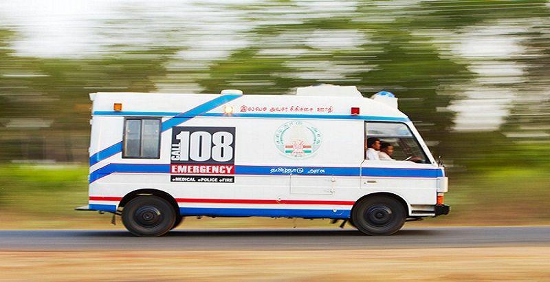 108 एम्बुलेंस : कार्रवाई के नाम पर चिकित्सा विभाग का दिखावा