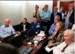 ओबामा के सिचुएशन रुम में कहां से आई बिल्ली? तस्वीर हुई जगजाहिर