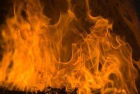 अगलगी से 45 से अधिक घर जलकर राख, करीब 40 लाख का नुकसान