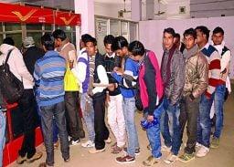 भरतपुर व डीग डाकघर में ई-मित्र सेवा शुरू