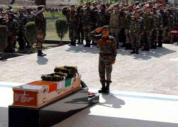 हरियाणा: आतंकी हमले में शहीद हुए कैप्टन पवन कुमार