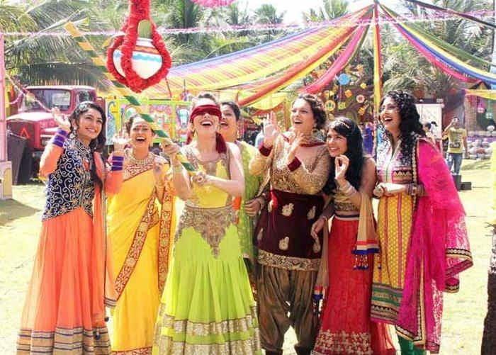 Image result for Gokuldham  ladies