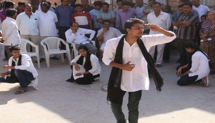 स्वच्छ जोधपुर के लिए नगर निगम का 'नुक्कड़ नाटक'