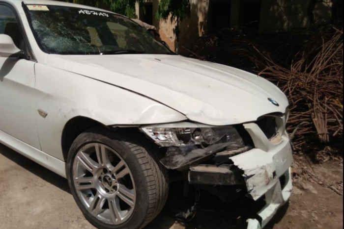 Video:अमीरजादों ने BMW से 4 को रौंदा, पिस्टल दिखा हुए रफूचक्कर