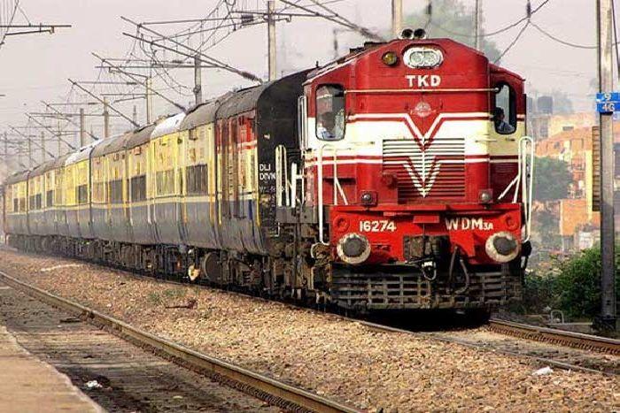 मेगा ब्लॉक के चलते विलम्ब हुई ट्रेनें