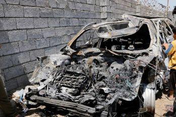बगदाद में कार बम हमले में 21 लोगों की मौत