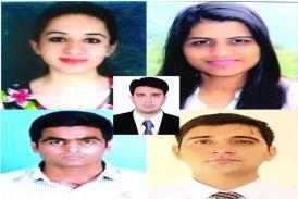UPSC RESULT: शेखावाटी ने देश की उम्मीदों को दिए ये चेहरे