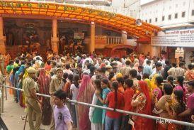 बुधवार को 'बंधन मुक्त' हुआ मोती डूंगरी गणेश मंदिर