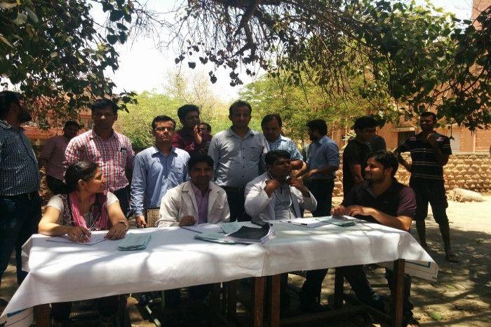 ब्रेकिंग: जोधपुर के 298 रेजीडेंट्स ने इस्तीफे दे मरीजों की भलाई के लिए शुरू की समानांतर ओपीडी