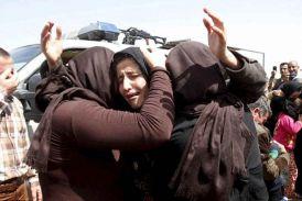 सेक्स गुलाम बनने से किया इनकार तो ISIS ने 19 यजीदी लड़कियों को जिंदा जलाया