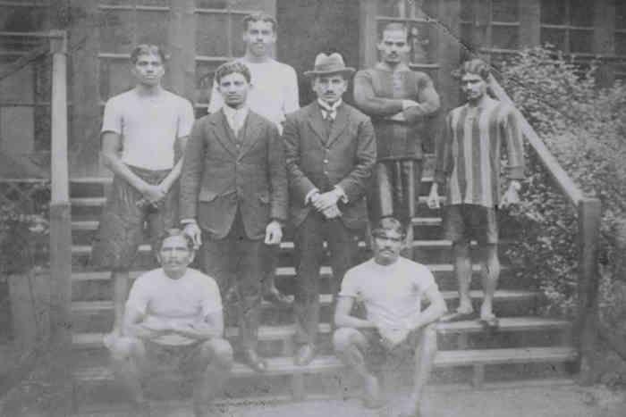 ये हैं भारत के पहले ध्वजवाहक, सिर्फ दो प्रतियोगिता में भारत ने लिया था हिस्सा