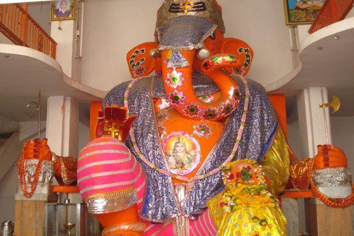 मध्यप्रदेश में है एशिया का सबसे बड़ा गणेश मंदिर, जाने क्या है विघ्नहर्ता में खास