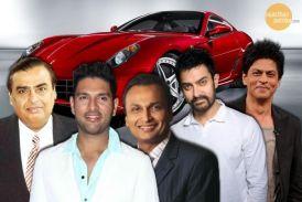 जानिए, उन दस भारतीयों को जिन्हें पसंद हैं ये महंगी कारें