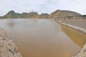 मानसून : फतहसागर झील को भरने वाला मदार बड़ा तालाब में आया 9 फीट पानी