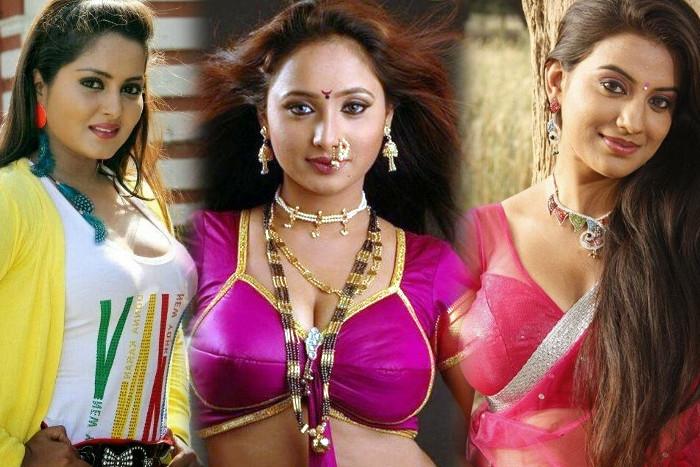 bhojpuri top actress