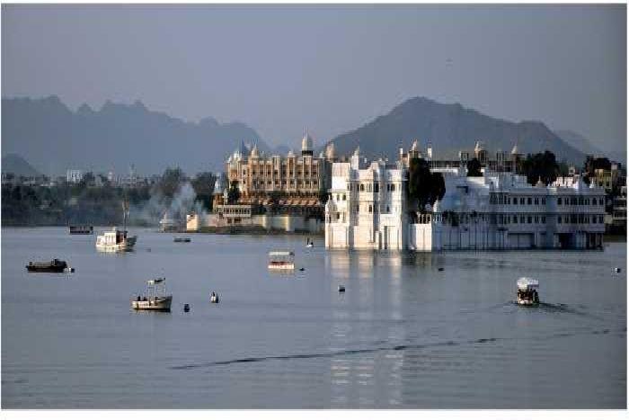 GOOD NEWS: उदयपुर एशिया के 10 सर्वश्रेष्ठ शहरों में शुमार, यहां के होटल्स भी हैं बेस्ट