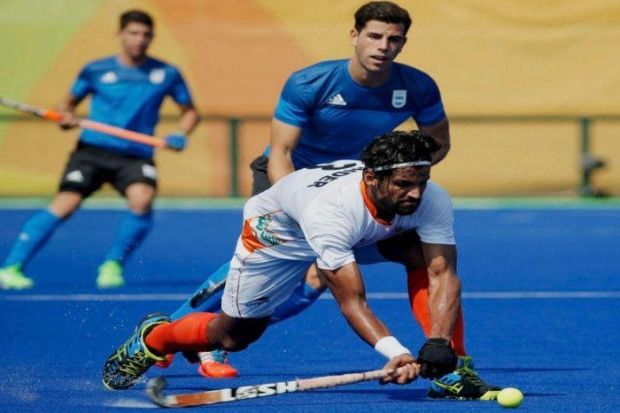 अर्जेंटीना हॉकी भारत की जीत के लिए इमेज परिणाम