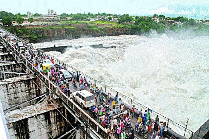 Image result for राजस्थान में भारी बारिश की चेतावनी, कोटा झालावाड में हर तरफ पानी