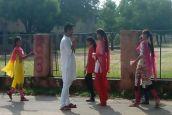 जालोर में छात्रसंघ चुनाव, शांतिपूर्ण मतदान जारी