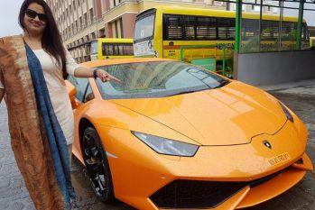 MLA ने पत्नी को गिफ्ट की 5.5 करोड़ की लिम्बोर्गनी कार, पत्नी ने किया ऐसा कि मच गया बवाल