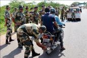 सड़क दुर्घटनाओं को रोकने के लिए बीएसएफ ने चलाया 'ये' अभियान