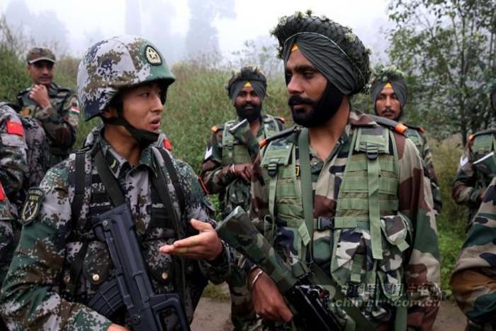 तनाव घटाने के लिए भारत और चीनी सेनाओं ने किया संयुक्त अभ्यास, पाकिस्तान प्रेम को लेकर रिश्तों में है खिंचाव