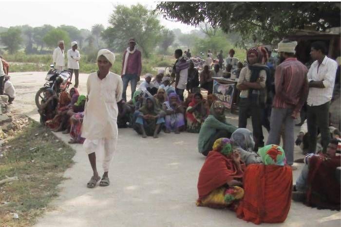 बांसवाड़ा : थाने में शव रख परिजनों ने मांगा बेटे की मौत का पैसा, पुलिस ने डेढ लाख में तय कराया सौदा
