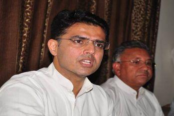 भाजपा नेता बंद कमरों में स्वीकार चुके हैं कि बीजेपी का जाना है तय: पायलट