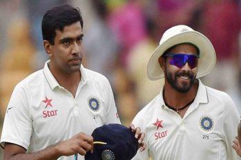 IND V/S ENG: स्पिनर्स ने दिए 'अंग्रेजों' को शुरूआती झटके, कैप्टन कुक समेत तीन लौटे पैवेलियन