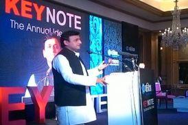 #PatrikaKeynoteLucknow: अखिलेश यादव ने की पत्रिका की तारीफ, वरूण गांधी पर ली चुटकी