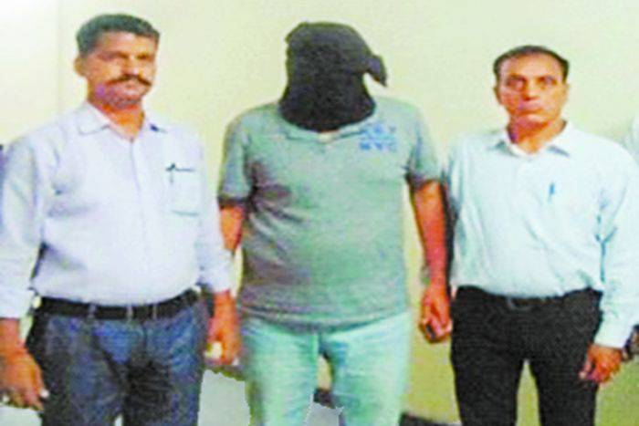 ISIS connected jameel arrested by ATS from fatehpur sikar
