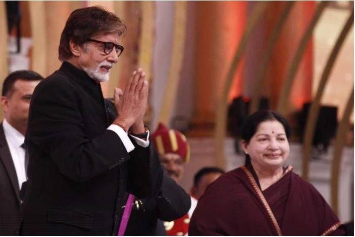'अम्मा' के निधन पर बॉलीवुड ने जताया शोक, कहा...'भारत ने एक बहादुर बेटी को खोया'