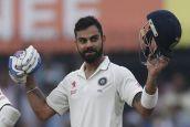VIDEO: विराट कोहली ने जड़ा करियर का तीसरा दोहरा शतक, टीम इंडिया ने 'अंग्रेजों' पर बनाई मज़बूत बढ़त