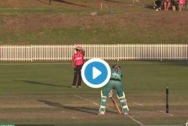 ऑस्ट्रेलियाई महिलाओं ने दोहराया धोनी का अद्भुत रन आउट