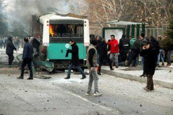 तुर्की: सेना की बस के पास ब्लास्ट, 13 सैनिकों की मौत, 48 घायल