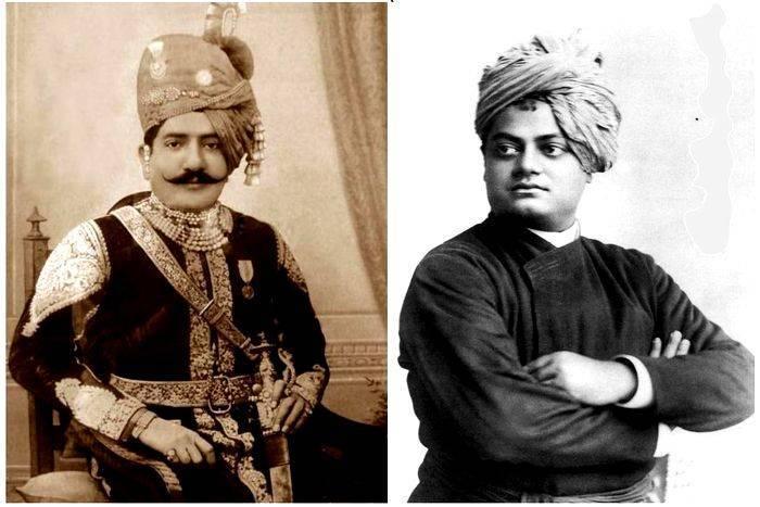 Maharaja Ajit singh and swami vivekanand