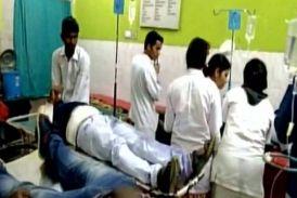 खडग़पुर में तृणमूल कांग्रेस कार्यालय पर गोलीबारी, पार्षद के पति समेत दो की हत्या