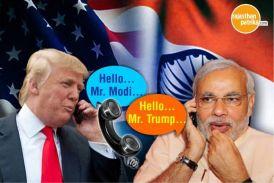 PM मोदी से बोले डोनाल्ड ट्रंप, 'अमरीका का बेस्ट फ्रेंड हिंदुस्तान, मिलकर साथ लड़ेंगे आतंक के खिलाफ जंग'
