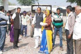 The Gram Panchayat In Niwai Raholi  Of The Works Hindi News