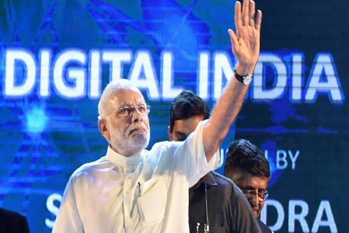 Image result for डिजिटल इंडिया : PM मोदी