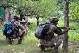जम्मू-कश्मीर: सुरक्षा बलों के साथ मुठभेड़ में दो आतंकी ढेर, जारी है रुक-रुककर फायरिंग का सिलसिला