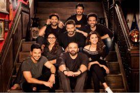 रोहित शेट्टी के बर्थ डे पर अजय देवगन ने दिखाई 'गोलमाल 4' के नए परिवार की झलक