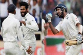 ICC की नई टेस्ट रेटिंग में रविन्द्र जडेजा बने No. 1 बॉलर, दुनिया के दूसरे नंबर के बल्लेबाज़ बने पुजारा