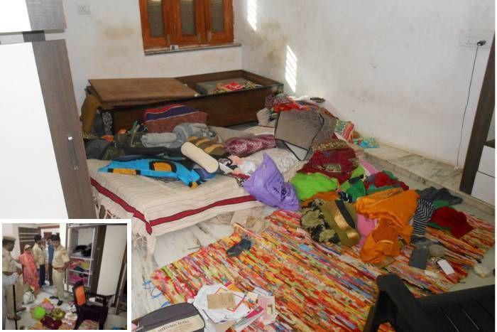 बांसवाड़ा : इलाज के लिए अहमदाबाद गए परिवार के घर चोरी