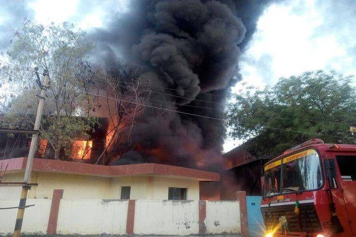 शाहजहांपुर में आग बुझाने के नहीं हैं इंतजाम, जबकि दो दर्जन हैं औद्योगिक इकाइयां