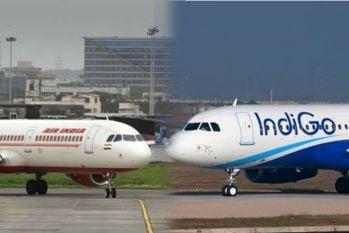 दिल्ली एयरपोर्ट पर बड़ा हादसा टला, एक ही रनवे पर आमने-सामने आए दो विमान